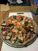 ホームメードピザ