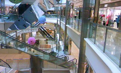 ショッピングセンター2