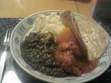 インド家庭料理2