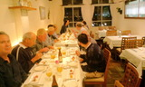 フレンチで食事会、横浜