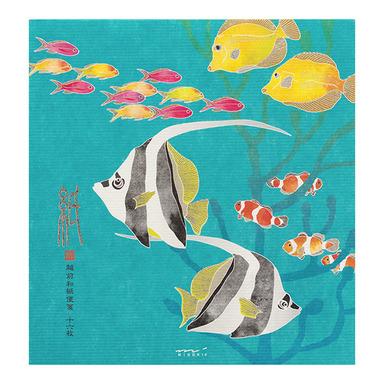 箔熱帯魚 表紙