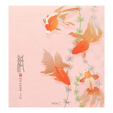箔金魚 表紙