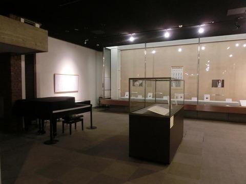日本画家・柳樂晃里181202林原美術館2