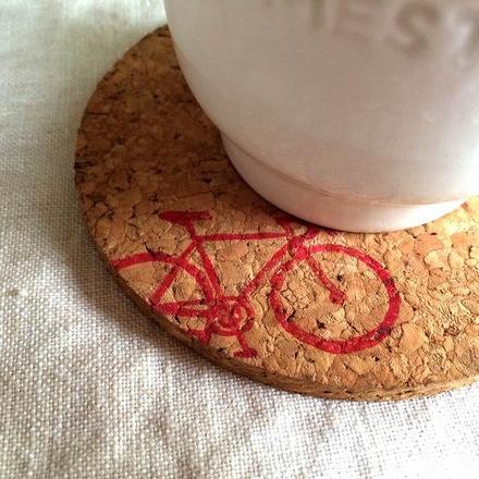 自転車のコースター2