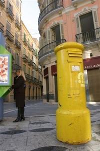 スペインのポスト