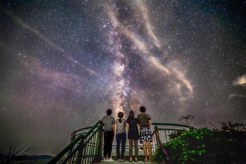 星空の下で同窓会 rin_wakayama