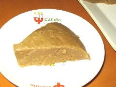 パン粉蒸しパン