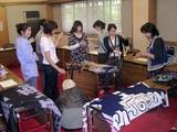 弓野さん刺繍教室