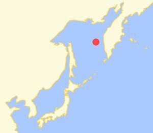 サハリン近海