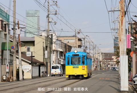 阪堺503 、姫松r2310