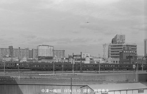 7420105 阪急、中津付近