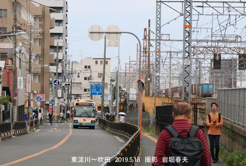 3阪急 、吹田s5793