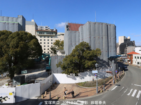 宝塚市 、宝塚ホテル旧館u2217