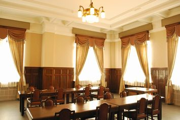 旧第四銀行 会議室