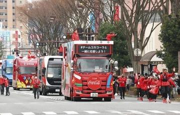 東京オリンピックスポンサー車