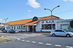 250px-Kameyama_Station_(Mie),_ekisha