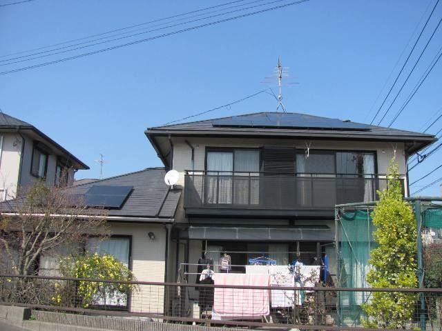 迫田様 太陽光写真