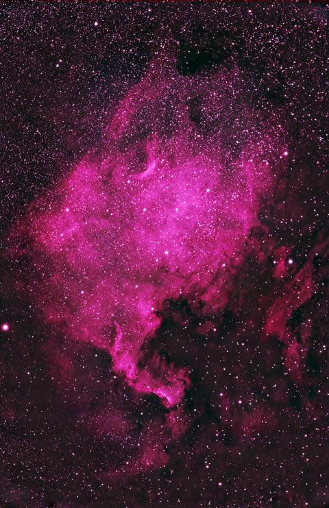 NGC7000 YN Small