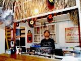 BAR FLEX DJ ブース