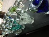 日月さんの琉球ガラス