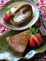 マーサンロールケーキと琉球チーズケーキ