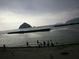 ビーチのクリーン