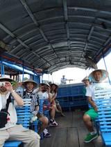 メコン川ツアー