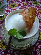 マンゴープリン&ココナッツアイス