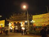 台湾最大のパワースポット龍安寺!と、ガイドブックに書いてありました。