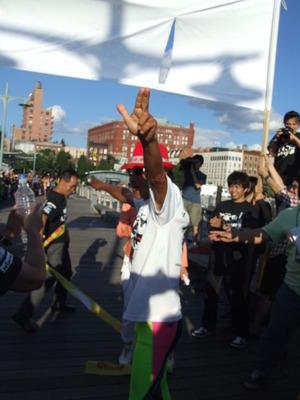 NYゴール2009.7