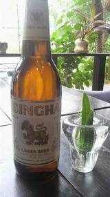 タイビールSINGHA