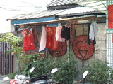 明るい洗濯