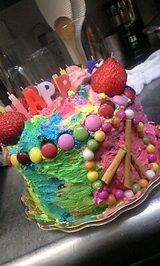 ピースフルケーキ
