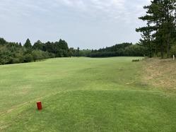 神田ゴルフクラブ11番ホール