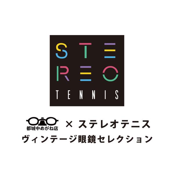 ステレオテニス×都城中めがね店2