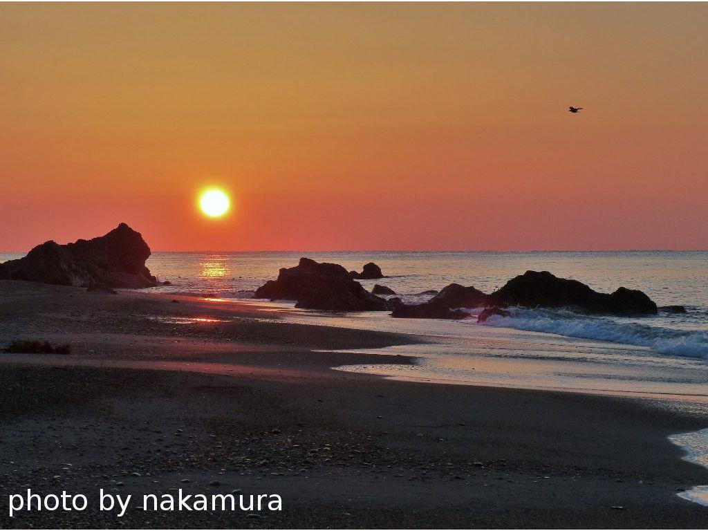 ロングビーチの日の出 : 和彦の ...