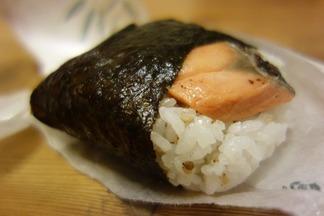 焼きさけ寿司