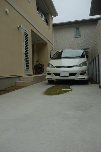 ガレージスペース