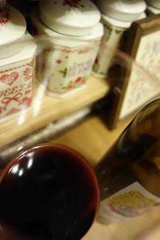 ブタさんのワイン