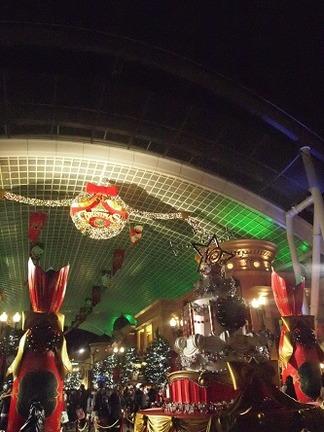 UFJのクリスマス