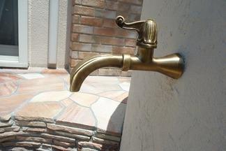 イタリアン水栓