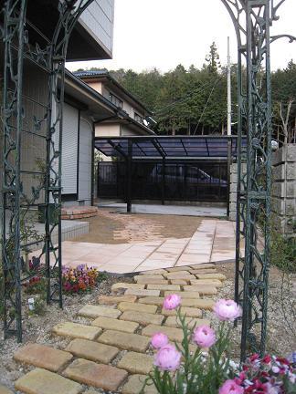 パサディナ・ガーデン・アーチ