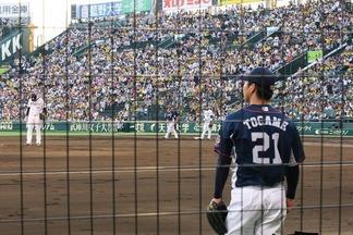 西武 十亀投手