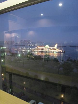 浜大津の夜景