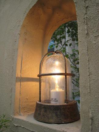 マリンライトの灯り