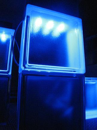 カクテルブロック「青い光」