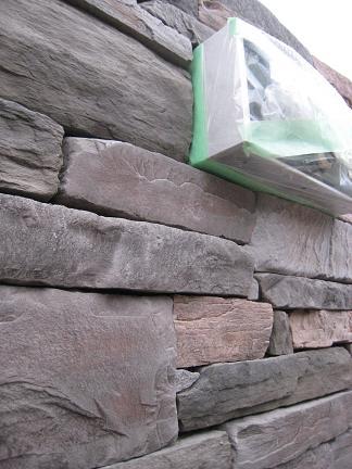 石積みの造形