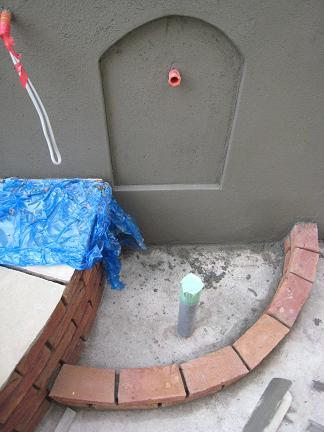 立水栓の造型