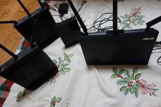 無線LAN親機