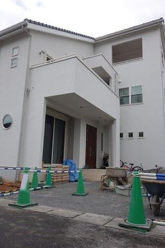 新築外構造園工事